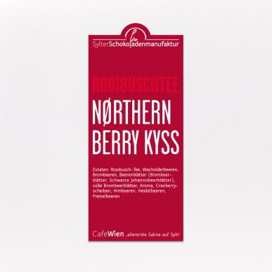 Rooibusch Northern Berry Kiss