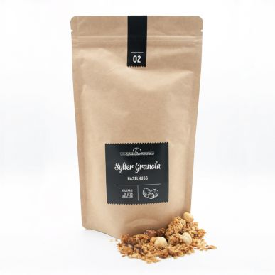 Sylter Granola 02 Haselnuss im NFP