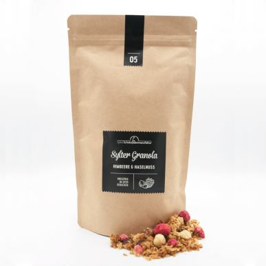 Sylter Granola 05 Himbeere & Haselnuss im NFP
