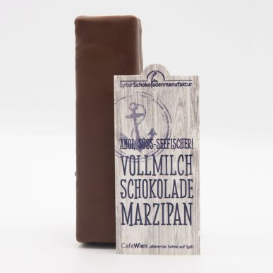 Marzipan Vollmilch Riegel